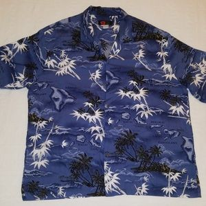 Men's Hawaiian shirt by Ali's Fashion